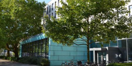 Das Gebäude der Region Hannover in der Hildesheimer Straße 18