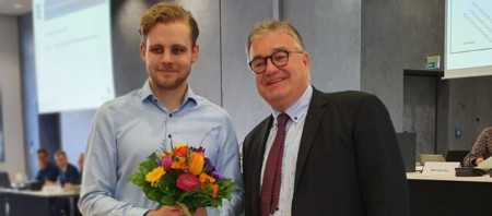 Sven Rühmeier und Hauke Jagau