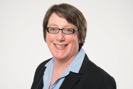 Silke Gardlo, Vorsitzende der SPD-Regionsfraktion Hannover