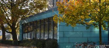 Das Regionshaus im Herbst